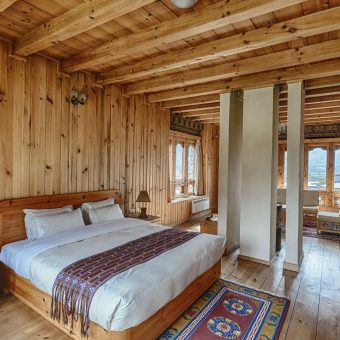 Bumthang : Gongkhar Guesthouse