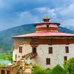 Le Musée National de Ta Dzong