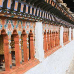 Le temple de Kyichu