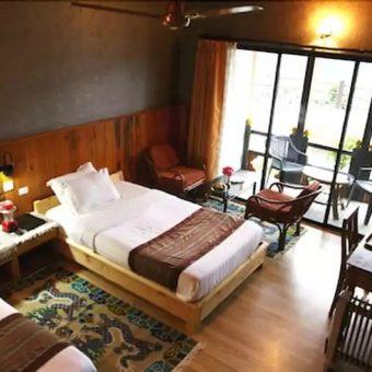 Trongsa : Yangkhil Resort