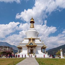 Mémorial stupa