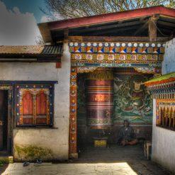 Le temple Chimi Lakhang