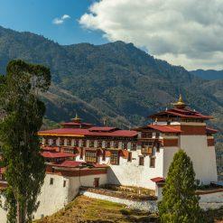Le Trongsa Dzong