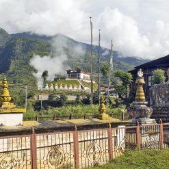 Le monastère de Rangjung