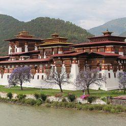 Le Punakha Dzong